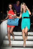 Lilly Ghalichi and Joanna Krupa