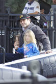 Vince Vaughn and Lochlyn Kyla Vaughn