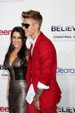 Pattie Mallette and Justin Bieber