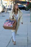 Kim Kardashian And Kanye West Shopping