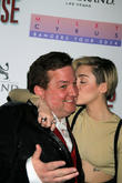 Miley Cyrus and Jeff Beacher