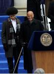 Dante De Blasio and Harry Belafonte