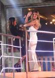 David Arquette's Ex-girlfriend Jasmine Waltz Voted Off U.k. Reality Show