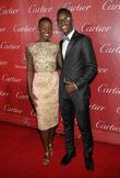 Lupita Nyong'o and Peter Nyong'o