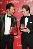 Matthew Mcconaughey and Gary Oldman