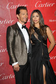 Matthew McConaughey, Camila Alves, Palm Springs Convention Center