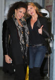 Abbey Clancy and Natalie Gmede