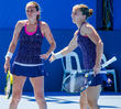 Tennis, Sara Errani and Roberta Vinci