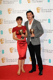 Luke Evans and Helen Mccory