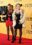 Wall Street, Fiona Fullerton and Lucy Shackell