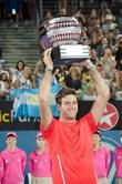 Tennis, Juan Martin del Potro, Sydney Olympic Park