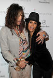 Steven Tyler and Linda Perry