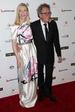 Cate Blanchett and Geoffrey Rush
