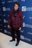 Sean Penn, Guest and Giorgio Armani