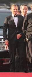Leonardo DiCaprio, Beverly Hills, Golden Globe Awards, Beverly Hilton Hotel