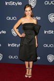 Ahna O'Reilly, Oasis Courtyard at the Beverly Hilton Hotel, Golden Globe Awards, Beverly Hilton Hotel