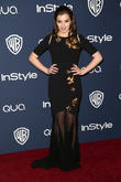 Hailee Steinfeld, Oasis Courtyard at the Beverly Hilton Hotel, Golden Globe Awards, Beverly Hilton Hotel