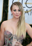 Kaley Cuoco, Golden Globe Awards, Beverly Hilton Hotel