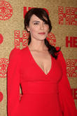 Michelle Forbes, Beverly Hilton Hotel, Golden Globe Awards