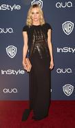 Diane Kruger, Oasis Courtyard at the Beverly Hilton Hotel, Golden Globe Awards, Beverly Hilton Hotel