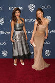 Guest and Rhona Mitra