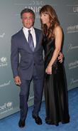 Sylvester Stallone and Jennifer Stallone