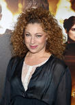 Alex Kingston Books Christmas Return To Doctor Who