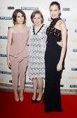 Lena Dunham, Alison Williams and Zosia Mamert