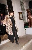 Kate Moss, Birthday Party, Mayfair, Restaurant, London
