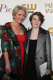 Emma Thompson and Gaia Wise