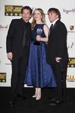 Ethan Hawke, Julie Delpy and Richard Linklater