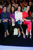 Nazan Eckes, Anastasia Zampounidis, Johanna Klum and Julia Malik
