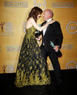 Betsy Brandt and Dean Norris