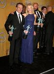 Bryan Cranston, Anna Gunn, The Shrine Auditorium, Screen Actors Guild
