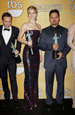 Alessandro Nivola, Jennifer Lawrence and Michael Pena
