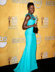 Lupita Nyong'o, The Shrine Auditorium, Screen Actors Guild