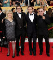 Colleen Camp, David O. Russell, Alessandro Nivola and Paul Herman