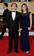 Michael Stuhlbarg, Mai-Linh Lofgren, The Shrine Auditorium, Screen Actors Guild