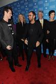 Jim Carrey, Ringo Starr, Barbara Bach and David Lynch