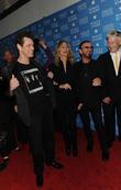 Jim Carrey, Ringo Starr, Barbara Bach, David Lynch, El Rey Theatre
