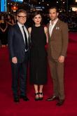 Kenneth Branagh, Keira Knightley, Chris Pine, Jack Ryan, Vue Cinema Leicester Square