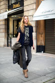 PFW Haute Couture S, S, Street Style