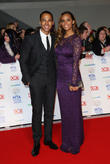 Marvin Humes, Rochelle Humes and Rochelle Wiseman
