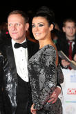 Kym Marsh and Antony Cotton