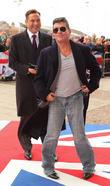 David Walliams and Simon Cowell