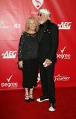 Carole King and Lou Adler