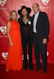 James Taylor, Steven Tyler and Caroline Smedvig