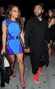 Christina Milian and Jas Prince