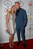James Hetfield and Francesca Hetfield
