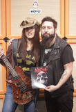 Glitter Rose and Monte Pittman